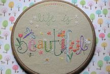 Embroidery / by Jessie C