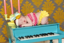 Photography Inspiration (babies) / by Lisa Koss