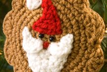 Crochet Christmas / by Blomster Pia