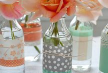 Simple DIY Centerpiece Ideas / by Shannon Madigan (Madigan Made)
