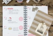 Planners- Filofax etc. / by Pearl Smets