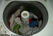 Baby - Cloth Diapering / by Caroline Raine