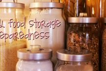 Storage and Prep / by Nicky Lenth