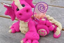 Crafts: Polymer Clay / by Mary Demmons