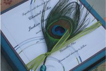 Wedding Invitations / Invite your guests to the big day in style. / by deBebians