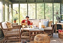 Back Porch Living / by New York Times Best-selling Author Mary Kay Andrews