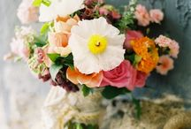 flowers/decor ideas / by Ashley Eldredge