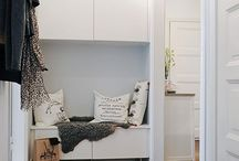 Home - Compact Storage / by Cecilie Malling