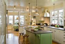 7226 Kitchen Ideas / My kitchen ideas. / by Michelle 'Russell' Forst
