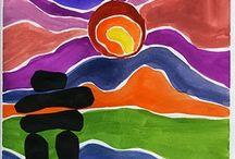 Art class/club ideas / by Kimberly Guevarra