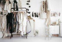 closet space. / by Ashley Hayward