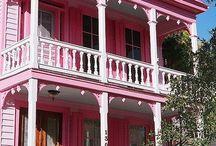 Pink / by Dolores Maisonneuve