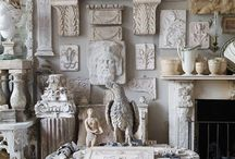 Vintage ~ Decorating With Old & Wonderful With Age / by The Decorated House ♛ Donna