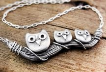 owls / by Betsy McAlpine