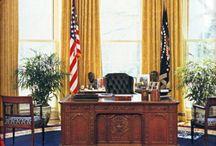 President's Oval Office / by Nat Ellena