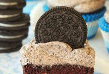 Oreo Recipes / Oreo recipes and cookies and cream recipes. I'm an Oreo Fanatic! #oreo #oreorecipes / by Megan Russell