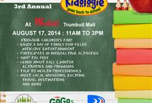 3rd Annual Kidologie Goes Back to School Presented by Yale New Haven Children's Hospital / by Kidologie