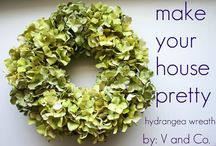 Wreaths / by Heather Ackerman {sweet number 9}