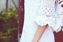 Crochet dresses and diagrams / by F M
