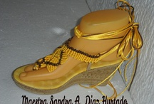 Huaraches Macrame / by Sandra Hurtado