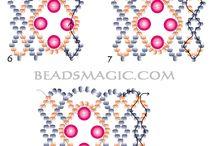 bead patterns / by Cristina Jelescu