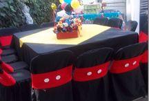 Disney Party / by Jennifer Michaelis