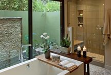 bathroom decor ideas / by Nancy Backes