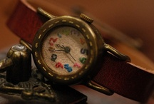 Products I Love / ALL about Handmade watch...! / by Sunhee Kim