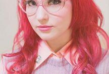 """Pinkheads / by Gretchen """"Gertie"""" Hirsch"""