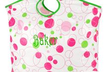 pink n green things / by Micaela Bowers