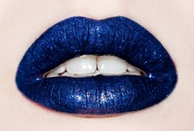 blue / by Magdel Louw