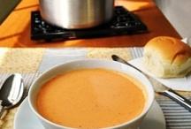 heart warming soups / by Jean Neuenschwander Ryberg
