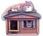 Kitties / by Kerri Gonyou-Schelp