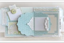 Scrapbooking - mini albums / by Mary Wade