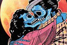 Dia de los Muertos / by Chrissy Copley