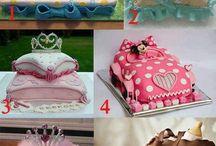 Cake Ideas / by Teresa Jacober