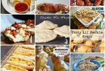 Appetizers, Sides and Snacks / Appetizers, Side Dishes and Snacks / by Tiffany Hewlett {Making The World Cuter}