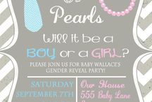 Gender Reveal / by Heather Emerson