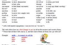 Verbos / by La profe805