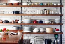 Kitchen Ideas / for farmhouse  / by Shawn Lang