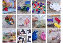 Children - Activity Bags / by Luschka van Onselen