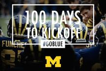 Countdown to Kickoff / by Michigan Athletics