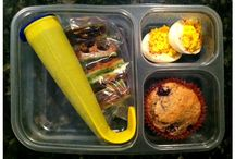 School lunches / by Saray Hill (Mother's Utopia)