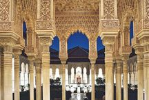islamic architecture / by Mary Grant