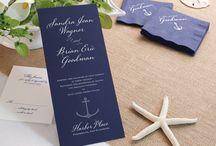 Wedding: Nautical / See-worthy. / by William Arthur Fine Stationery