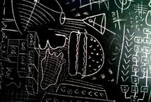 Chalk. / by 5 Napkin Burger