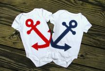 Anchor Baby / by Corner Stork Baby Gifts