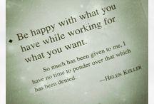 Wise words!  / by Amanda Dixon