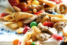 snack food / by Kara Hicks