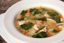 Soups / by Jodi McDonald